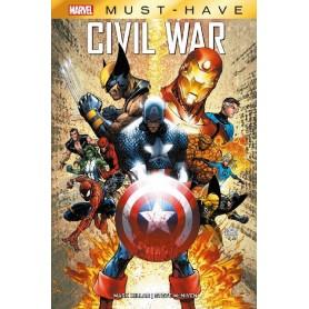 COMIC CIVIL WAR MARVEL MUST HAVE