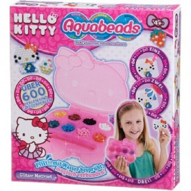 AQUABEADS HELLO KITTY 600 PERLAS