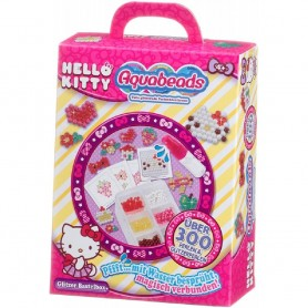 AQUABEADS HELLO KITTY 300 PERLAS