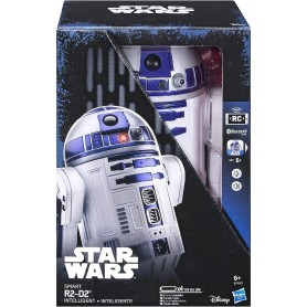 ROBOT R2-D2 INTELIGENTE STAR WARS RC