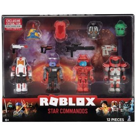 ROBLOX - MIX & MATCH SET-  STAR CONMANDOS