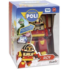 ROBOCAR POLI - MUÑECO ROY