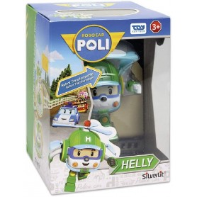 ROBOCAR POLI TRANSFORMING - MUÑECO HELLY