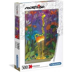 PUZZLE 500 PIEZAS MORDILLO :THE LOVER