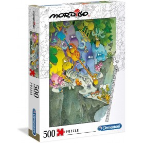 PUZZLE 500 PIEZAS MORDILLO : THE SURRENDER