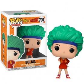 FIGURA FUNKO POP! - DRAGON BALL Z - BULMA (707)