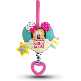 BABY MINNIE CARRILLON MUSICAL BLANDITO