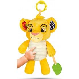 LION KING PELUCHE TEXTURAS