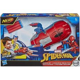 LANZADOR ARACNIDO SPIDER-MAN - NERF