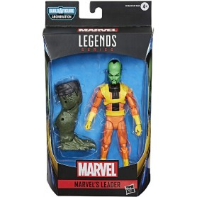 FIGURA MARVEL LEGENDS: MARVEL'S LEADER 15 CM
