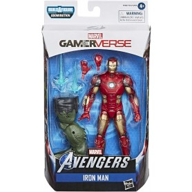 FIGURA MARVEL LEGENDS: IRON MAN  15 CM