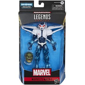 FIGURA MARVEL LEGENDS: MARVEL'S MACH-I  15 CM