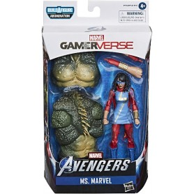 FIGURA MARVEL LEGENDS: MS MARVEL  15 CM