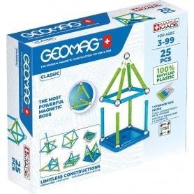 GEOMAG GREEN CLASSIC  25 PZAS