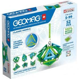 GEOMAG GREEN CLASSIC PANELS 52 PZAS
