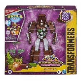 TRANSFORMERS CYBERVERSE BATTLE CALL WILDWHEEL