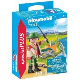 PLAYMOBIL SPECIAL PLUS- PESCADOR 70063