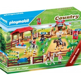 GRAN TORNEO ECUESTRE - PLAYMOBIL COUNTRY 70337