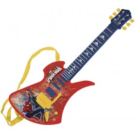 SPIDERMAN GUITARRA ELECTRONICA