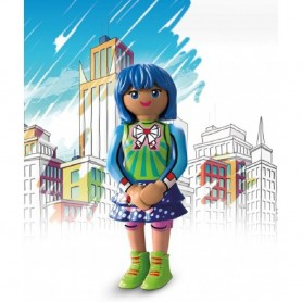 CLARE - COMIC WORLD PLAYMOBIL 70477