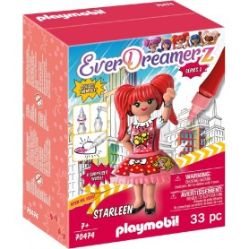STARLEEN - COMIC WORLD PLAYMOBIL 70474