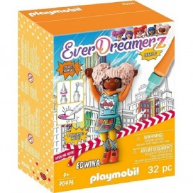 EDWINA - COMIC WORLD PLAYMOBIL 70476