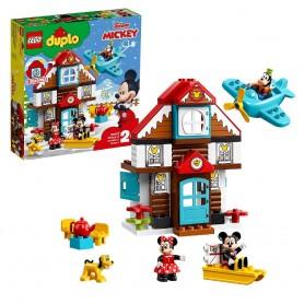 CASA DE VACACIONES DE MICKEY LEGO 10889