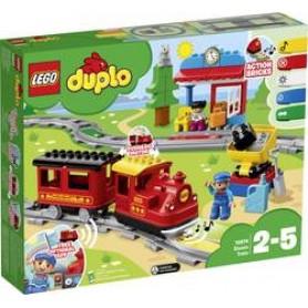 TREN DE VAPOR LEGO 10874