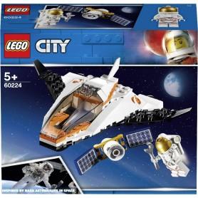MISION: REPARAR EL SATELITE LEGO 60224
