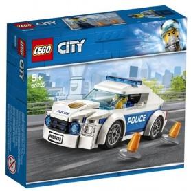 COCHE PATRULLA DE LA POLICIA LEGO 60239
