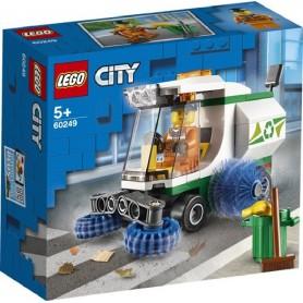 BARREDORA URBANA LEGO 60249