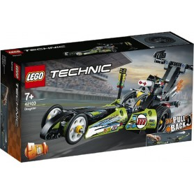 DRAGSTER LEGO 42103