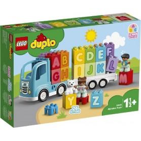 CAMION DEL ALFABETO LEGO 10915