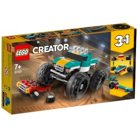 MONSTER TRUCK LEGO 31101