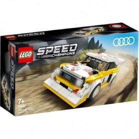 AUDI SPORT QUATTRO S1 DE 1985 LEGO 76897