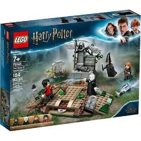 ALZAMIENTO DE VOLDEMORT LEGO 75965