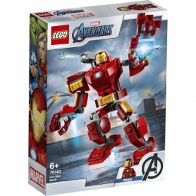 ARMADURA ROBOTICA DE IRON MAN LEGO 76140