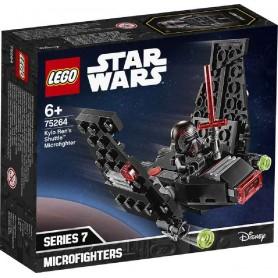 MICROFIGHTER: LANZADERA DE KYLO REN LEGO 75264