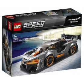MCLAREN SENNA LEGO 75892