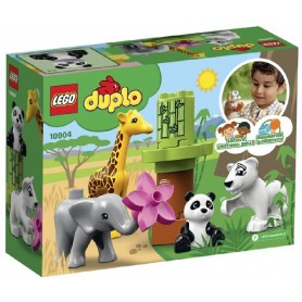 ANIMALITOS LEGO 10904