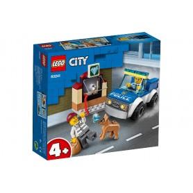 POLICIA: UNIDAD CANINA LEGO 60241