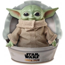 STAR WARS BABY YODA THE MANDALORIAN 28CM - THE CHILD