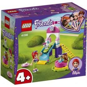 PARQUE PARA CACHORROS LEGO 41396