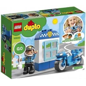 MOTO DE POLICIA LEGO 10900