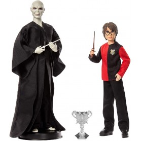 HARRY POTTER - PACK HARRY POTTER VS LORD VOLDEMORT