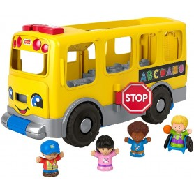 LITTLE PEOPLE - AUTOBUS ESCOLAR GRANDE