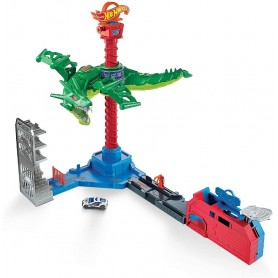 HOT WHEELS - CITY ATAQUE AEREO DEL DRAGON
