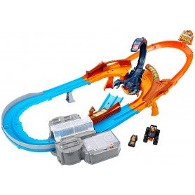 HOT WHEELS MONSTER TRUCKS PISTA ATAQUE DEL ESCORPION