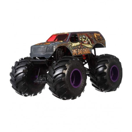 HOT WHEELS - MONSTER TRUCK ONE BAD GHOUL 1:24