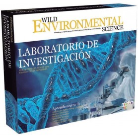 LABORATORIO DE INVESTIGACION WILD ENVIRONMENTAL SCIENCE